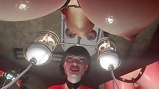 Citor3 Femdomination Two CG VR Game Walkthrough 8: The Nursing- Vacuum Pump, Breastfeeding, S&m