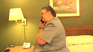 Grandma Likes Large Ebony Weenies Two