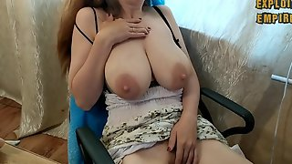 Mother Id Like To Fuck Sucks Her Milky Saggy Bazookas And Shakes Em