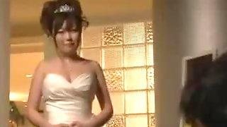 Secret Screw With The Ex In Her Wedding Ceremony 1