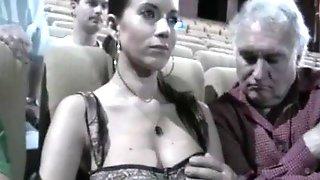 Cinema Groping