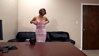 Smokin Sexy Amateur Gets Her Butt Destroyed