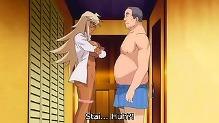 Old Man Hentai And Pretty Woman Neighbor With Big Breasts