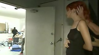 Redhead Phoenix Gangbanged
