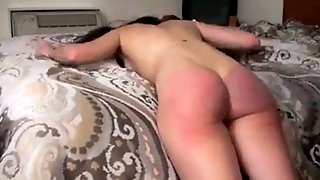 A Red Sore Ass Within 18 Minutes