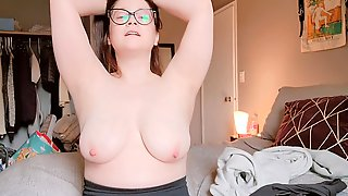 Milf, Big Tits, Webcam