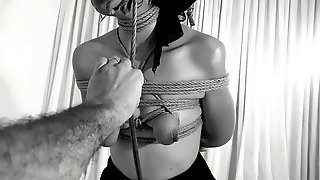 Two HOOKS Inwards Her Made Her CUM SO Firm