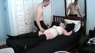 Tie Me Up And Have Fun With Me Elctric And Massager