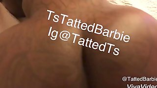 Godilation TattedBarbieMina
