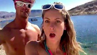 Fucking Lake Mead Las Vegas Outdoor In Public 20 Min  1080p
