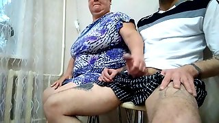 Big Beautiful Woman Hotty Jerks Off My Weenie In The Office