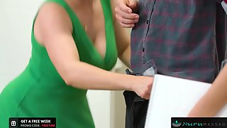 NuruMassage Teacher Penny Pax Is Excited For Her Students