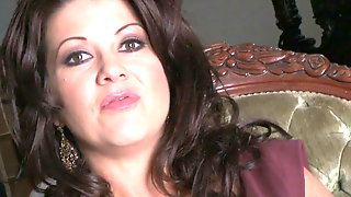 Busty MILF Loves To Titty Fuck Before Fucking