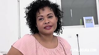 Naomi Rivas Is A Lewd Aged Brunette Hair Who Is Always In The Mood To Bang Anybody