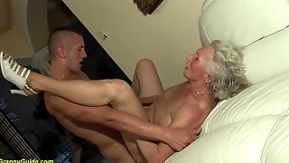 75 Years Old Grandma First Porn Video Hd
