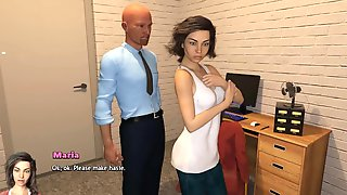Temptations Are Everywhere: Married Woman And A Security Stud-Ep Three