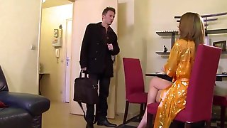 Valentine Chevalier Is A Breasty, French Lady Who Loves To Have Anal Sex In The Late Afternoon