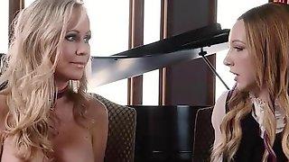 Kinky Babes Need A Stiff Cock