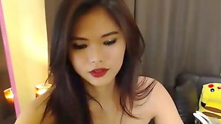 Beautiful Filipina Ladyboy