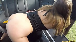 Honour May Gets Her Tight Asshole Fingered And Pussy Fucked