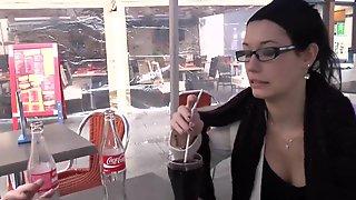 Obscene French Amateur!!! - Movie Scene #01
