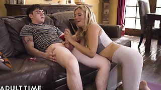 ADULT TIME   Mona Wales Spends Some Quality With Her Curious Stepson S Knob