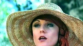 Sweet Alice (1983) - Honey Wilder(4K) - Classic Vintage Threesome Outdoors