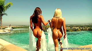 Superb MILFs Madison Ivy And Rachel Starr In Crazy 3some Sex