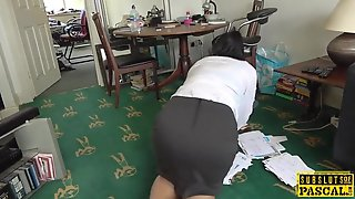 Breasty British Mother Id Like To Fuck Roughly Drilled Doggy Style