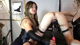 Absolute Submission - Fully Under Mistresses Manage