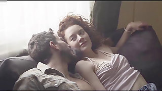 Celebs Nikki Shiels & Phoebe Tonkin Naked & Elderly Youthful Scenes