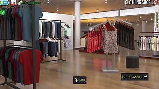 Fashion Business: Large Man Is Buying Hawt Garments To A Gold Digger Gal-Ep 13