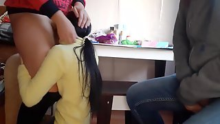 Play Truth Or Dare Turned Into Sex Orgasms - Lesbian Illusion Girls