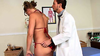 Big Ass Milf At The Doctor's Office