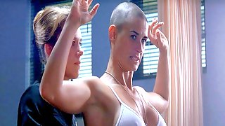 Busty Celebs – Demi Moore Nude In The Shower