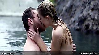 Maika Monroe Nude Erotic Scenes