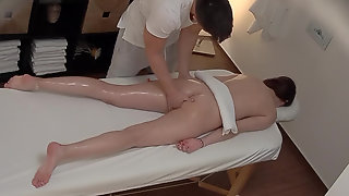 Masturbation And Sex With A Hot Client
