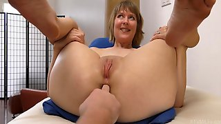 Uk Blonde Mature 2017 With Jamie Foster