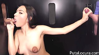 Lustful Slut Valerin Gloryhole Crazy Xxx Clip