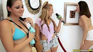 Beach Fun 1 - Money Talks