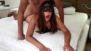 Cherry Tries Anal Hook-up For The First Time, Very Tight Hole, Strenuous Emotions