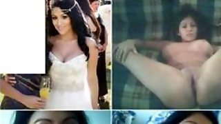 Brides Clothed, Nude And Banged