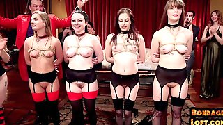 Bound Sluts Anal Fucked And Dominated In Group