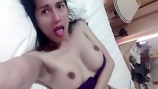 Ass Play And Pulling Her 7 Inch Cock By Sexy Ladyboy
