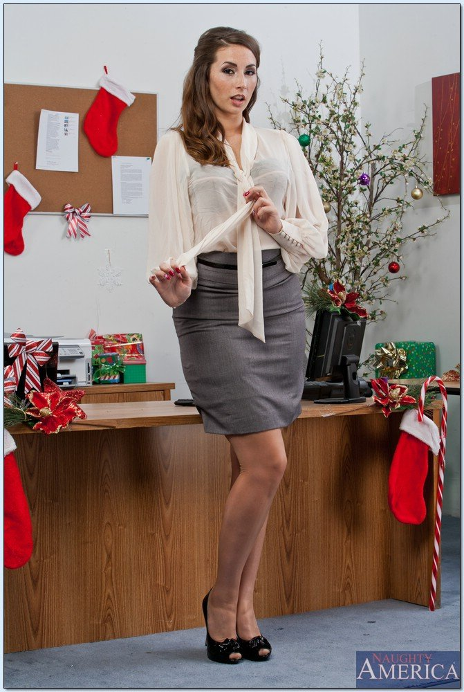 Naughty Office Paige Turnah
