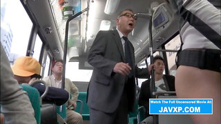 The Japanese Bus Is Not Safe