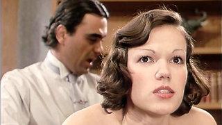 Gorgeous Brigitte Lahaie in classic porn movie