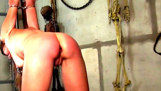 Captive Chrissy - The Audition