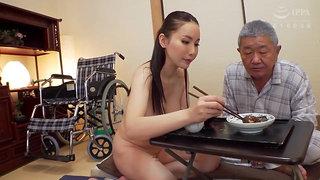 [hdka-211] Bareback Visiting Caregiver - Eri Takigawa