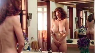 Kay Parker Nude In Front Of Mirror
